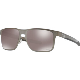 Oakley Holbrook Metal Glasses, matte gunmetal/prizm black polarized